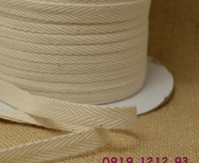 Cotton Twill 8mm.